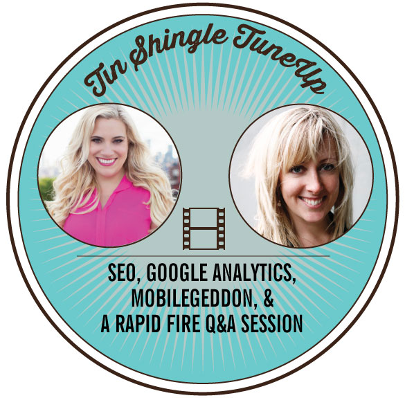SEO, Google Analytics, Mobilegeddon, and a Rapid Fire Q&A Session