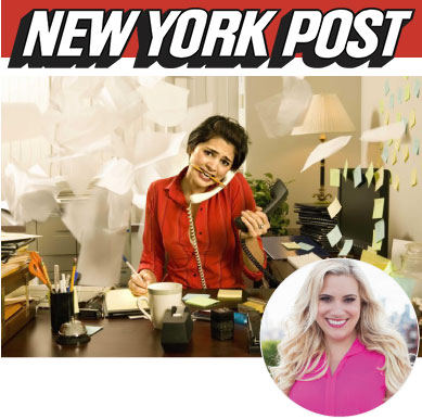 Sabina Hitchen Quoted in the New York Post for Favorite Management App Tool Tello