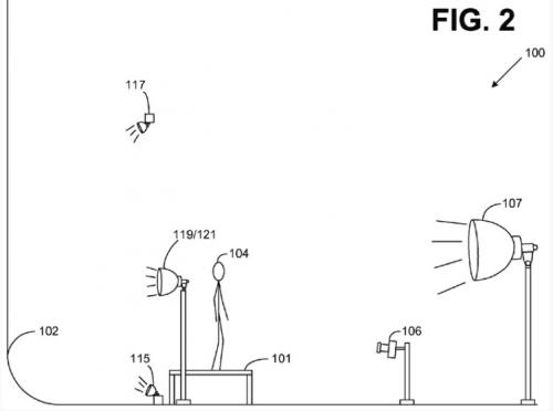 Amazon's White Background Photography Patent