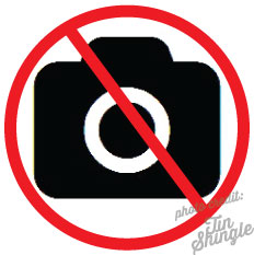 How not to use rights protected stock photography ie Getty Images