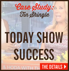 How Hudson Henry's Good News Granola got featured on the Today Show with Kathie Lee and Hoda