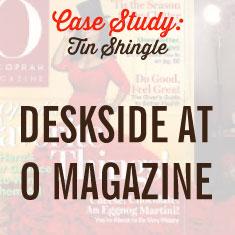 How Nutty Steph's Got a Deskside at O Magazine