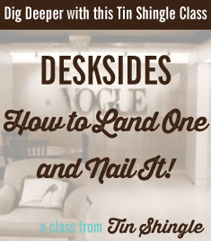 Desksides How to Land One Class