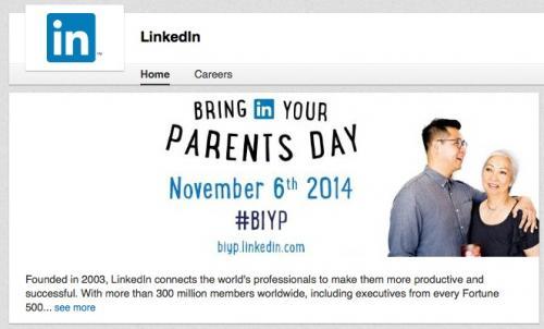 Cover Photo at LinkedIn Company Page