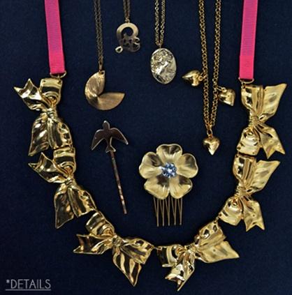 Emily Elizabeth Jewelry gold