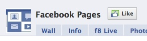 Facebook Fan Page Changes to Like