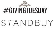 #GivingTuesday: Tin Shingle Gives to Standbuy