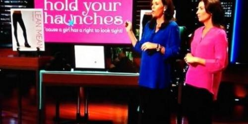 Hold Your Haunches and How They Got on Shark Tank