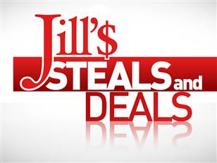 Today Show's Steals and Deals w Jill Martin