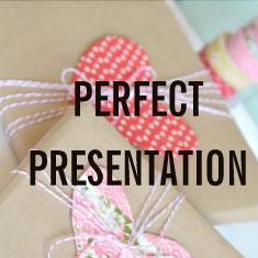 Perfect Presentation When Sending Samples