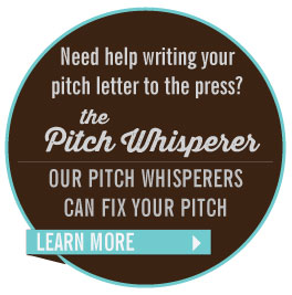 Help for small businesses writing pitch letter queries to the press and media
