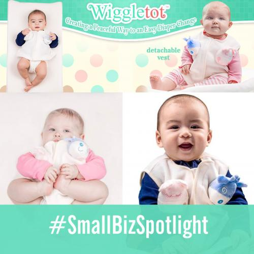 SmallBizSpot Interview with WiggleTot, a Mompreneur Inspired By Her Children