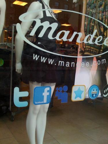 Follow Mandee on Twitter