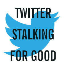 Twitter Stalking for Good (and to build press relationships)
