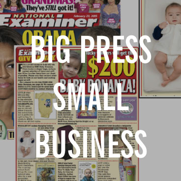 How This Small Business, @Wiggletot Scored National Press in the Examiner - Right Out of the Gate!