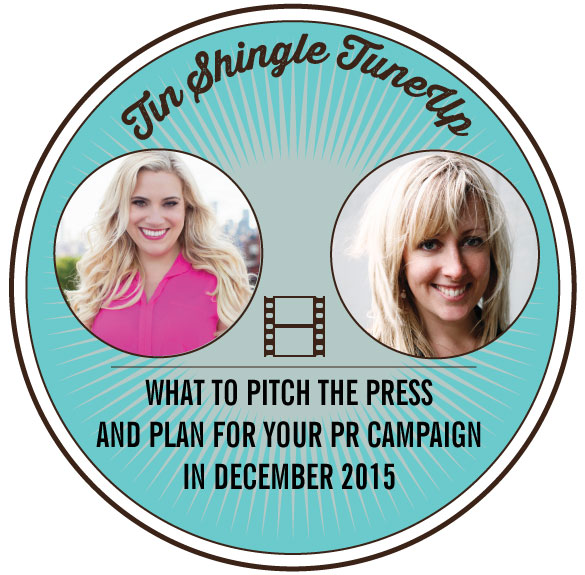 TuneUp Training Webinar: What To Pitch This Month: December