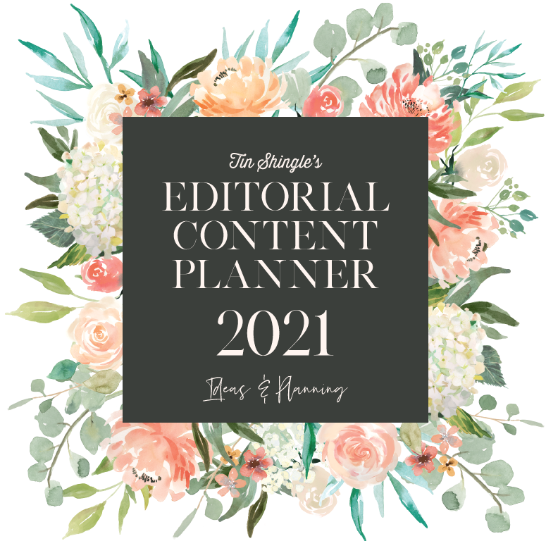 Featured PR Resource: Editorial Content Planner Calendar