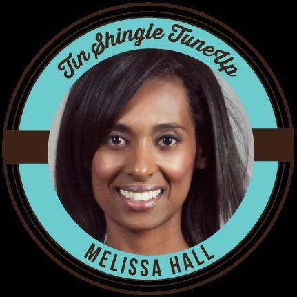 Melissa Hall of Emerging Designer, Tradeshow Expert