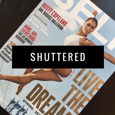 Self Magazine Shuttered - Are We Shuttering?