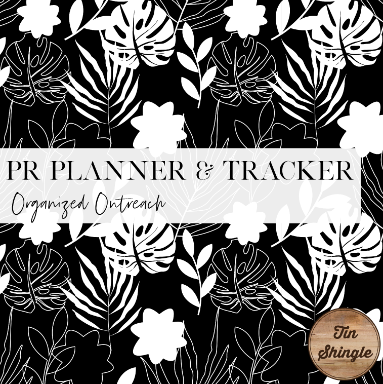 PR Planner and Tracker