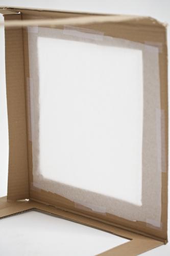 evi abeler diy light box step 3
