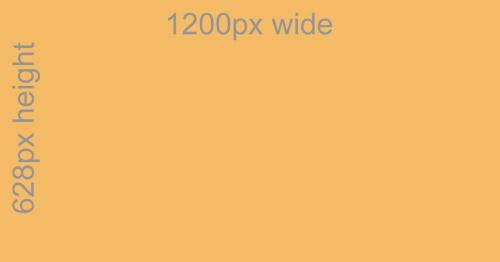 Faceook Ad size 1200x628