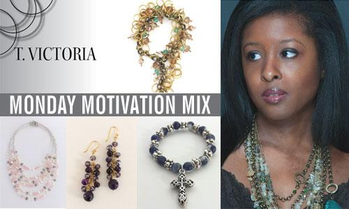 T Victoria Monday Motivation Mix