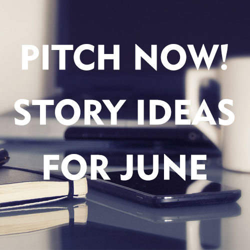 What to Pitch in June