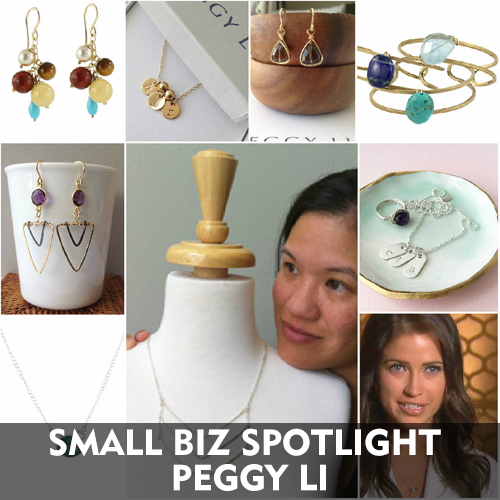 Small Biz Spotlight Peggy Li