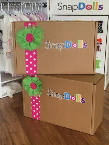 SnapDolls Box