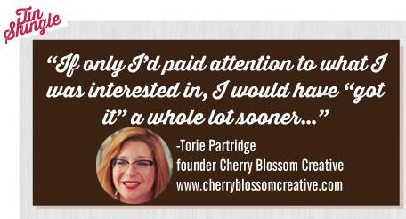 Torie Partridge Quote