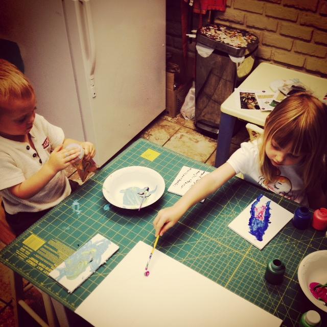 DIYDaycare Paint Project